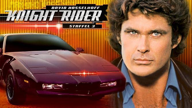 Knight Rider - Staffel 3 [dt./OV]