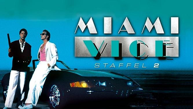 Miami Vice - Staffel 2 [dt./OV]