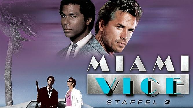 Miami Vice - Staffel 3 [dt./OV]