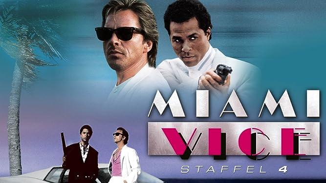 Miami Vice - Staffel 4 [dt./OV]