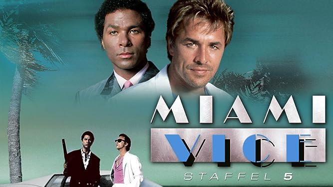 Miami Vice - Staffel 5 [dt./OV]