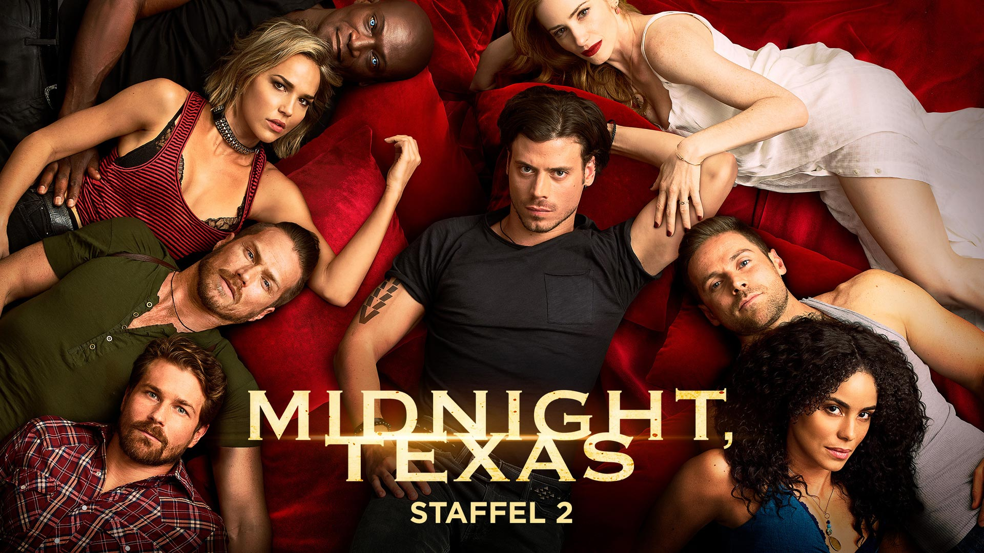 Midnight, Texas Staffel 2 [dt./OV]