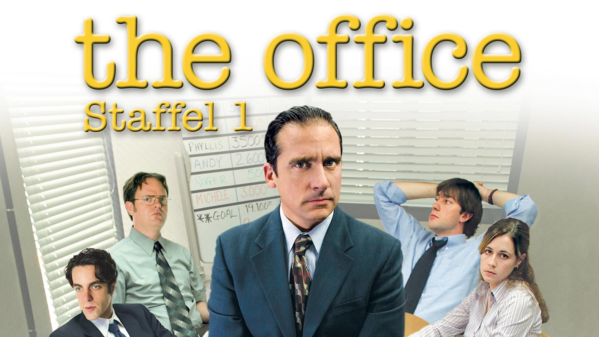 The Office - Staffel 1 [dt./OV]