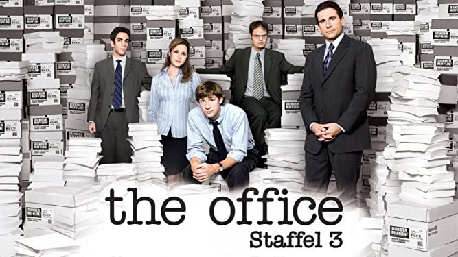 The Office - Staffel 3 [dt./OV]