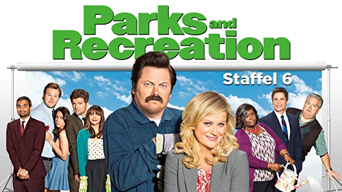 Parks and Recreation - Staffel 6