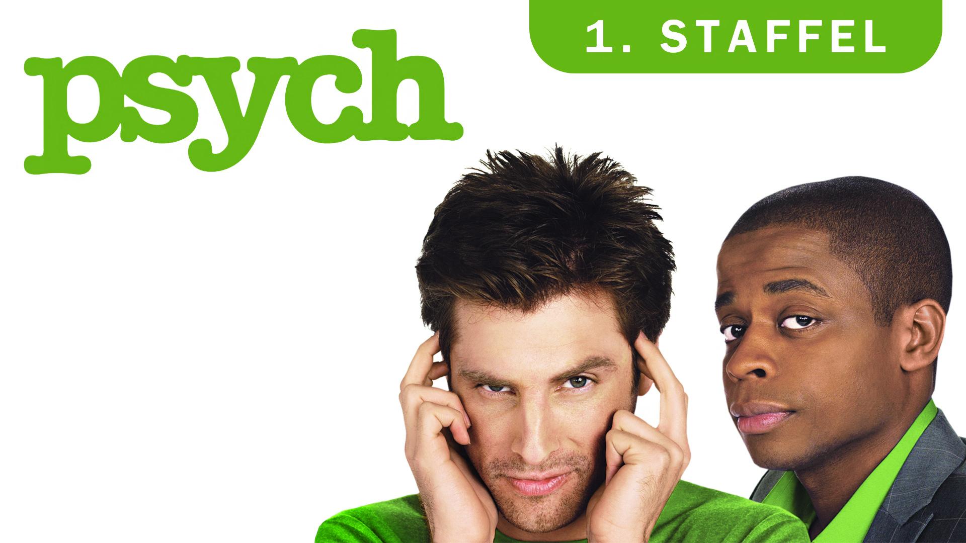 Psych - Staffel 1