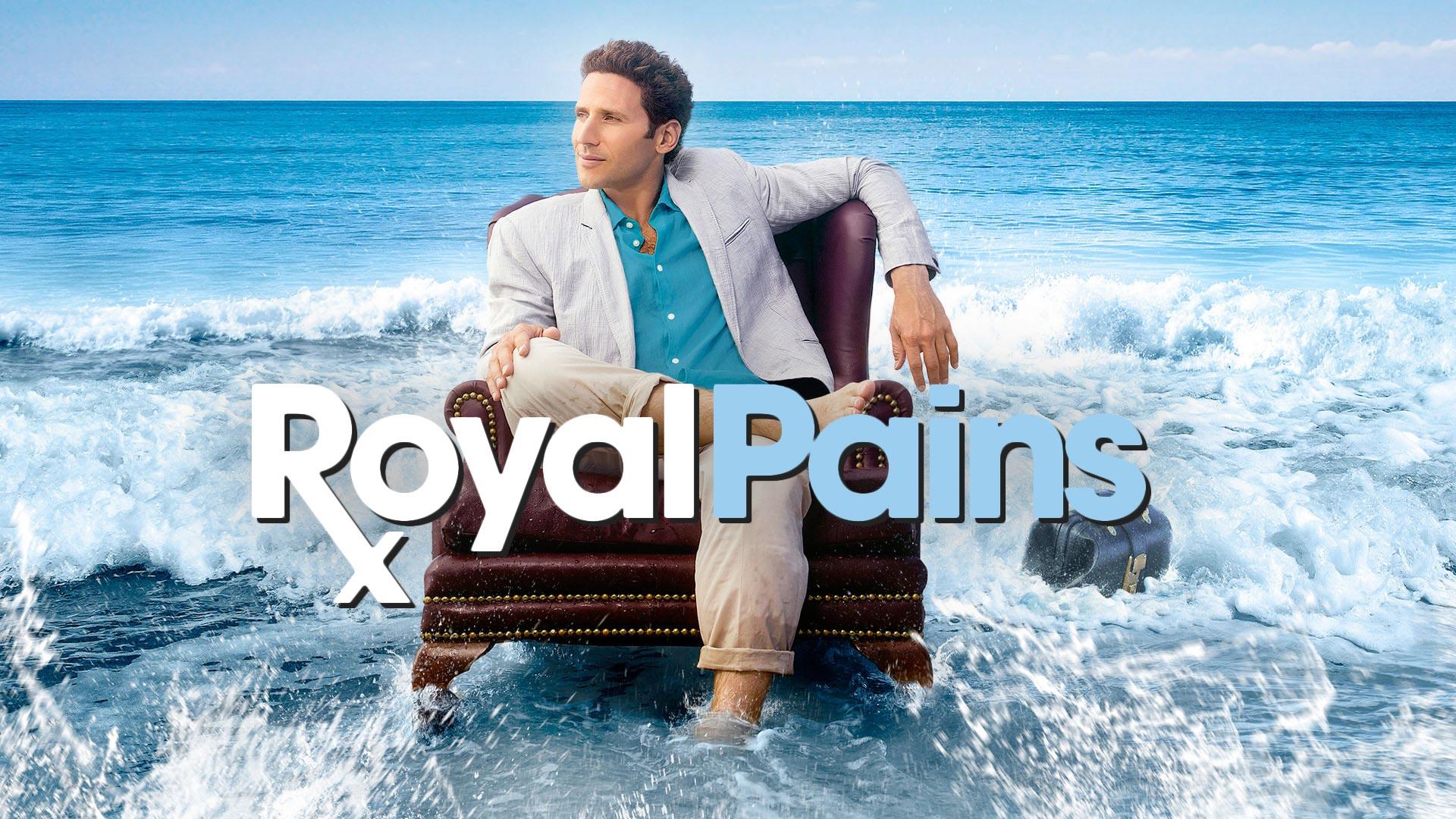 Royal Pains - Staffel 1 [dt./OV]