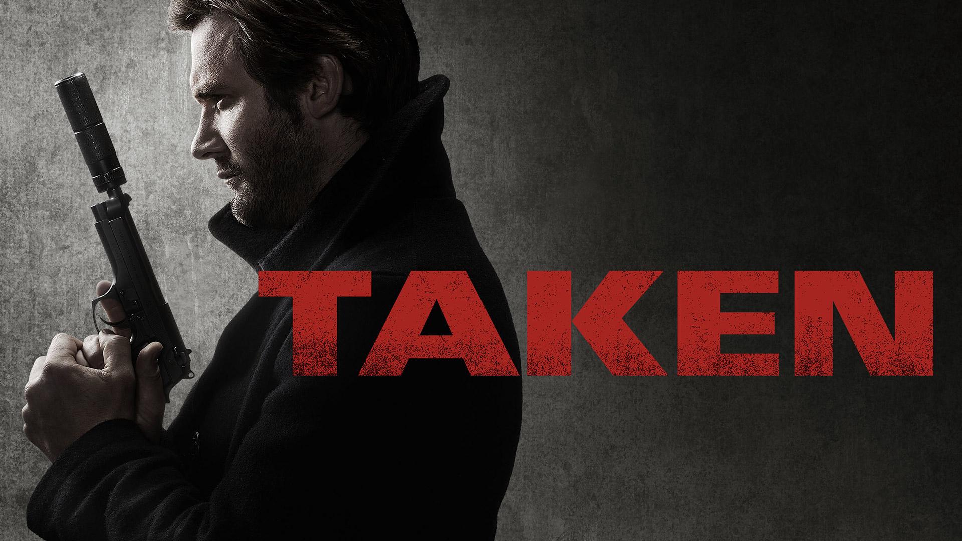 Taken - Staffel 1 [dt./OV]