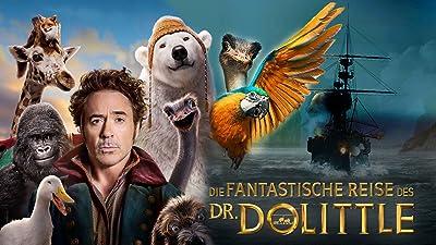 Die fantastische Reise des Dr. Dolittle (4K UHD) [dt/OV]
