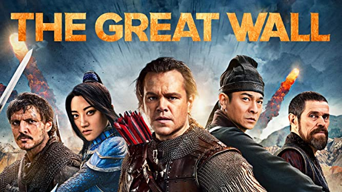 The Great Wall [dt./OV]