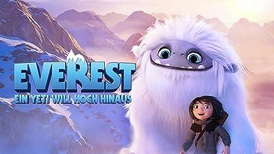 Everest - Ein Yeti will hoch hinaus (4K UHD)