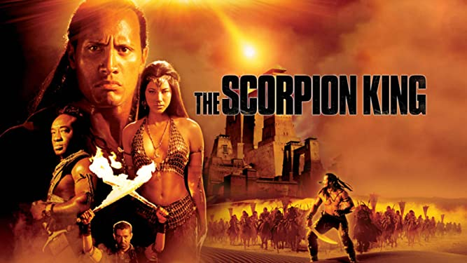 The Scorpion King [dt./OV]