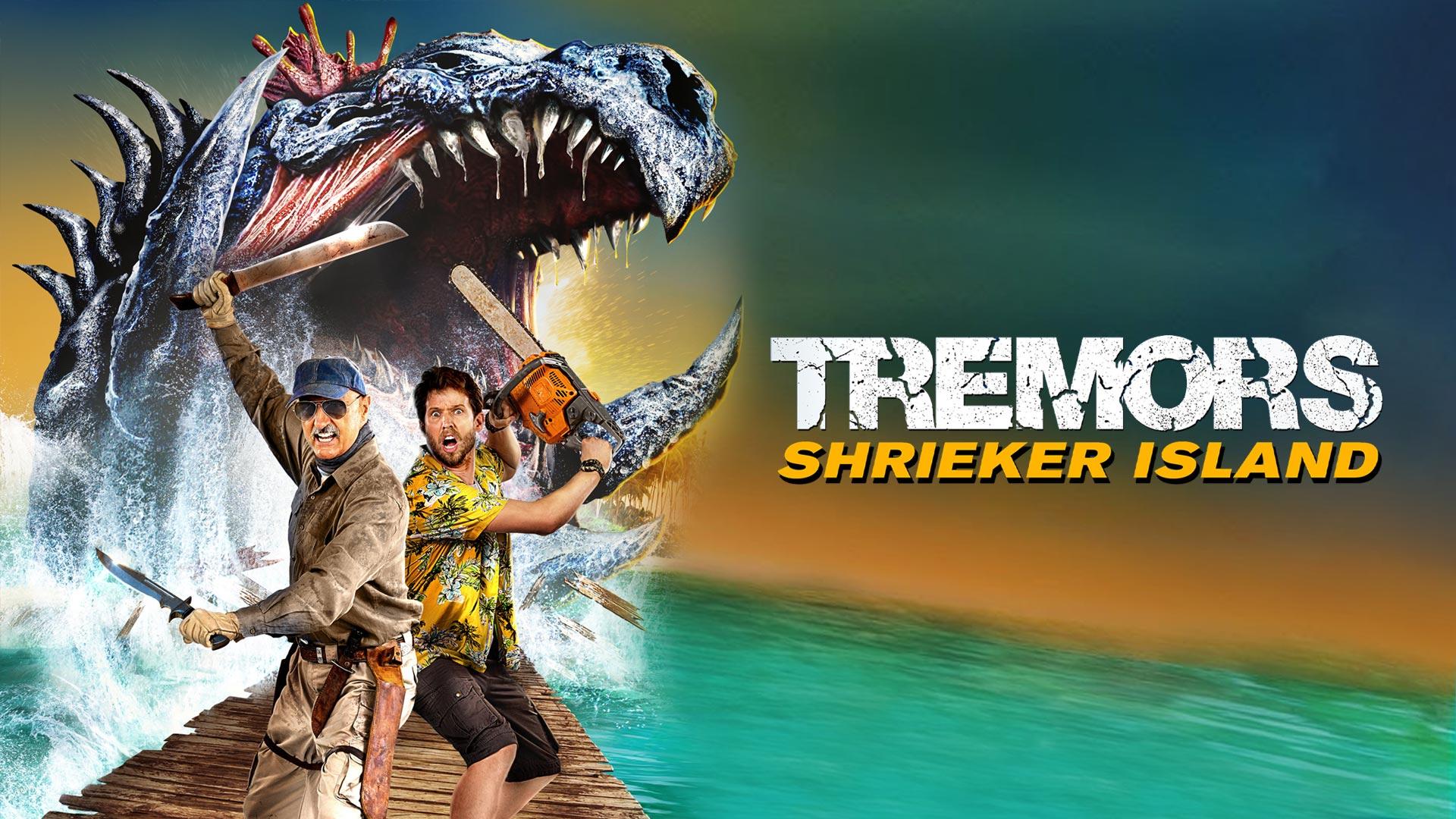 Tremors: Shrieker Island [dt./OV]