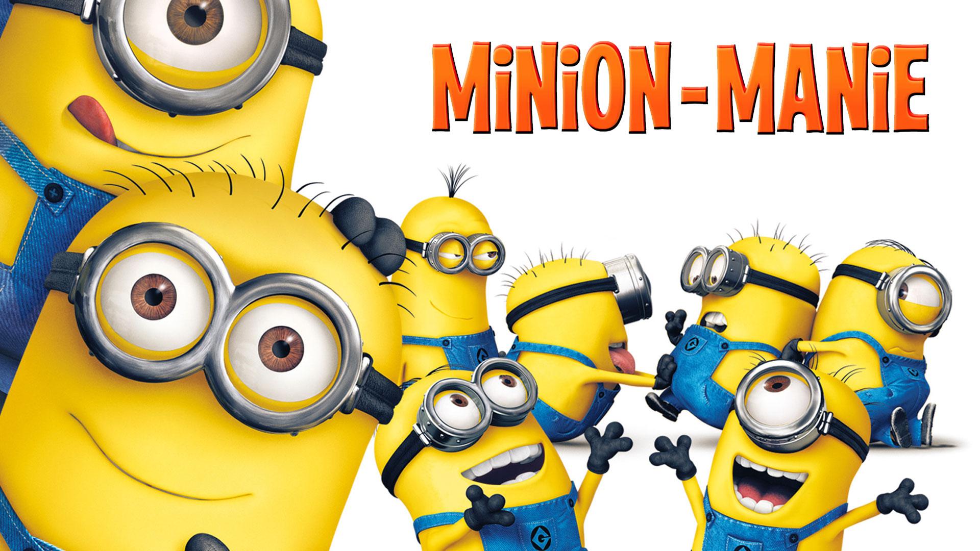 Despicable Me Präsentiert: Minion Manie [dt./OV]