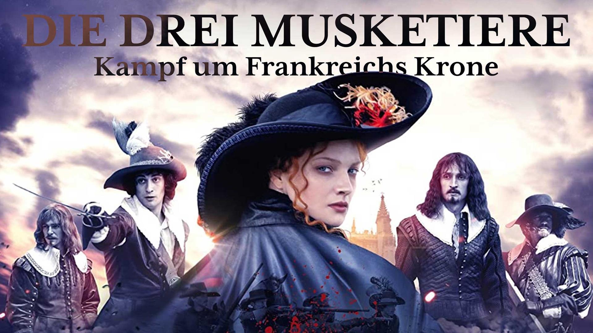 Die Drei Musketiere: Kampf um Frankreichs Krone (2013)