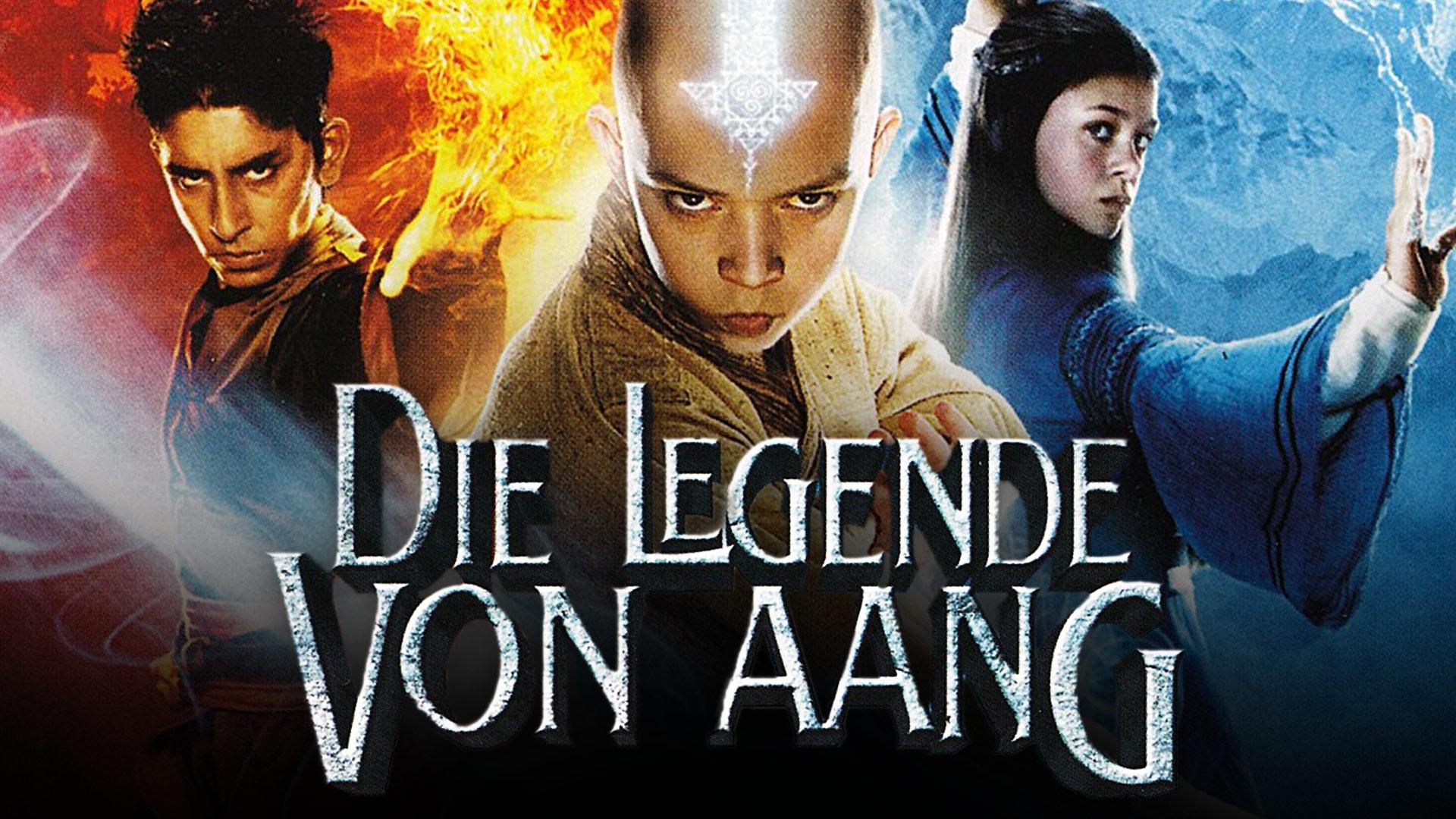 Die Legende von Aang [dt./OV]