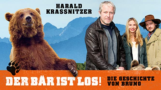 Der Bär ist los! - Die Geschichte von Bruno