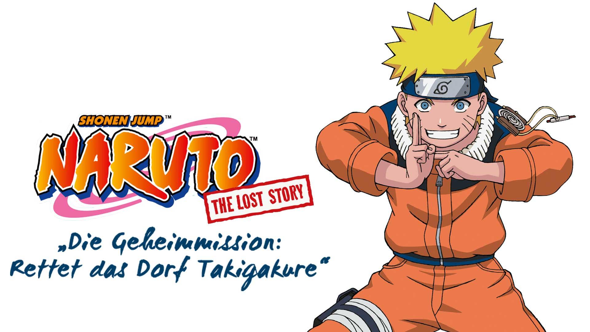 Naruto - Die Geheimmission: Rettet das Dorf Takigakure