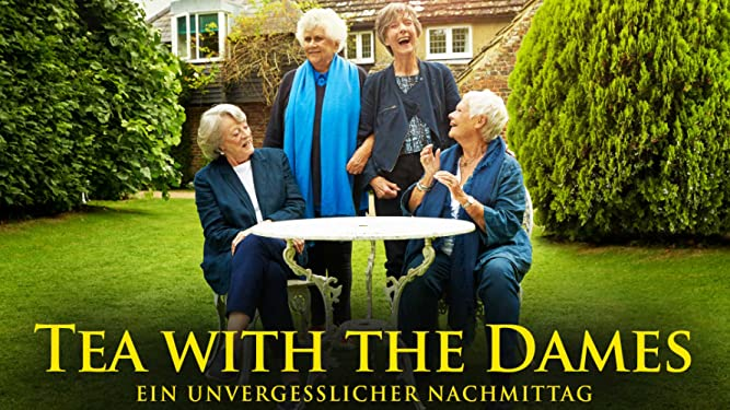 Tea with the dames - Ein unvergesslicher Nachmittag