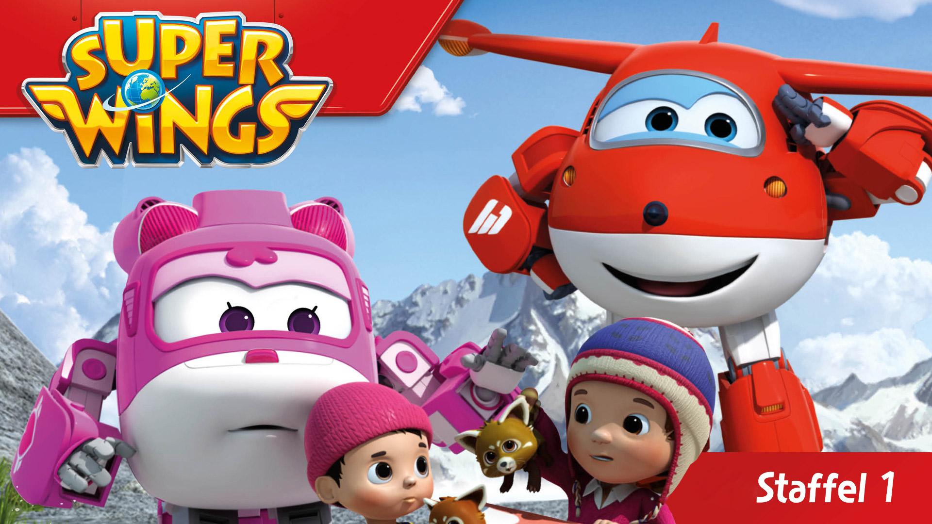 Super Wings - Staffel 1
