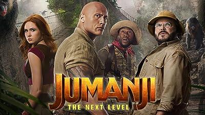Jumanji: The Next Level [dt./OV]