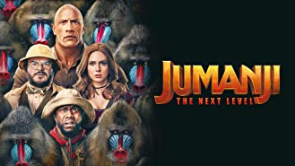 Jumanji: The Next Level (4K UHD) [dt./OV]