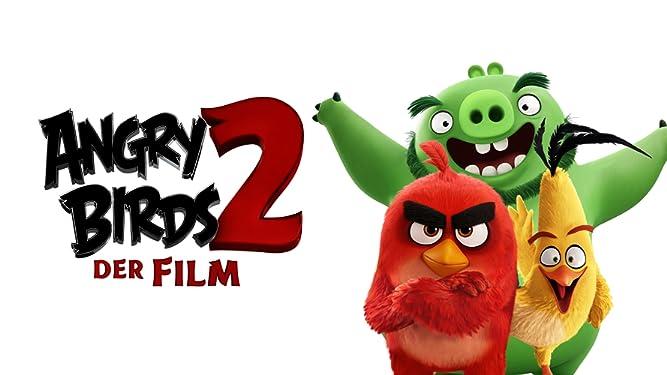 Angry Birds 2 - Der Film [dt./OV]