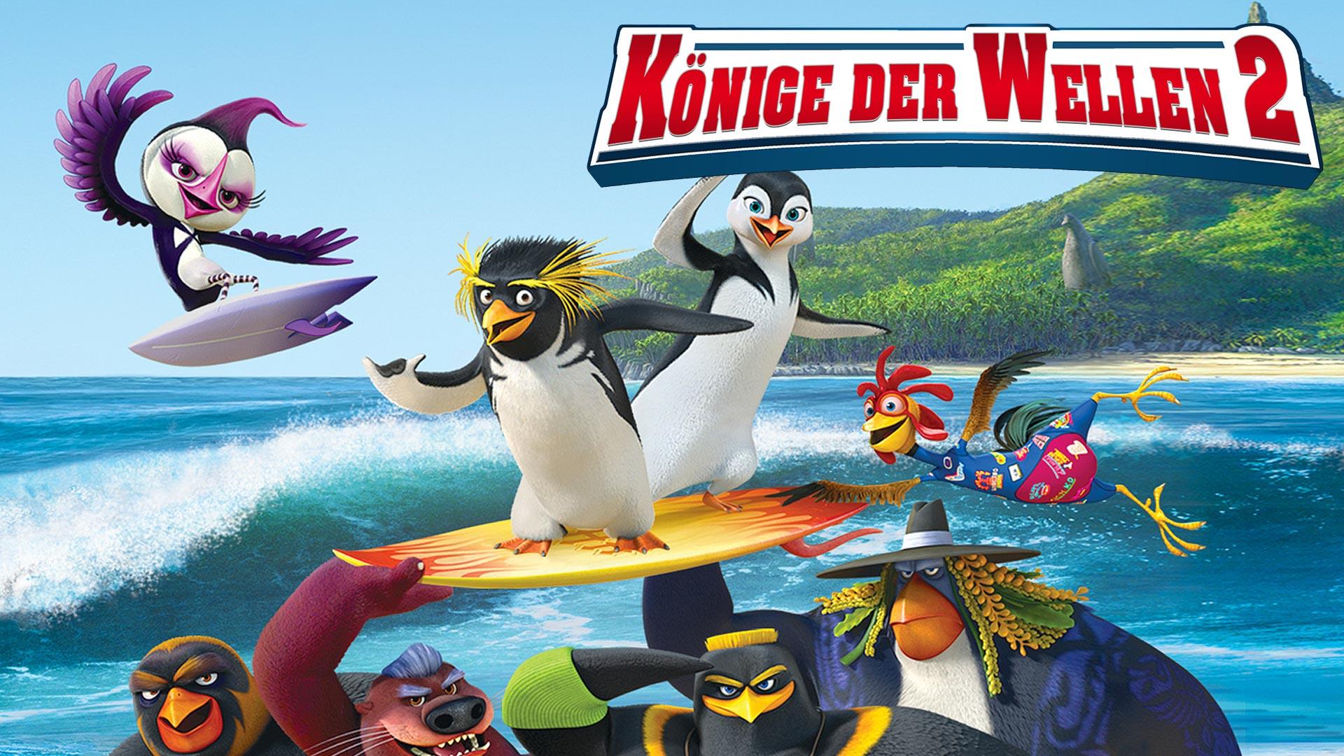 Könige Der Wellen 2 - Wave Mania [dt./OV]