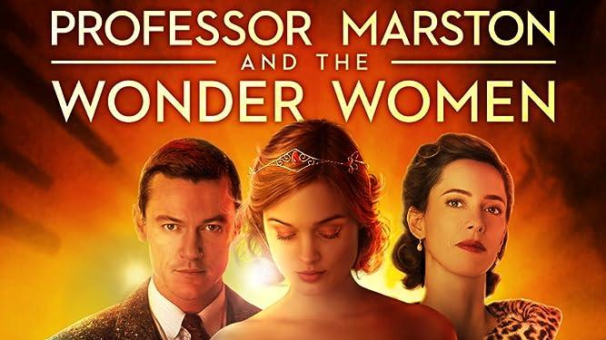 Professor Marston & the Wonder Women [dt./OV]