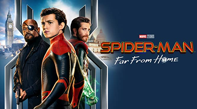 Spider-Man: Far from Home [dt./OV]