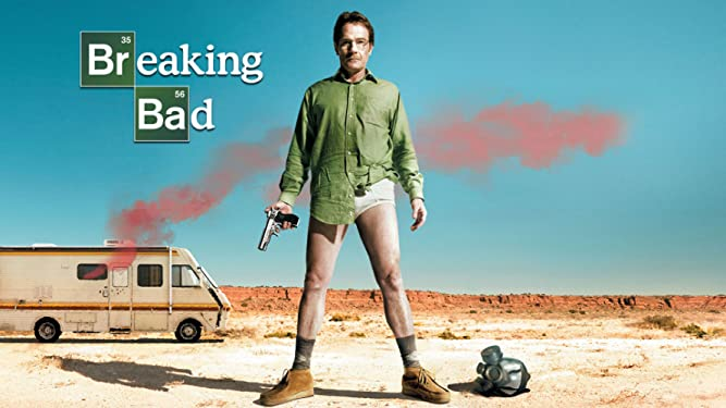 Breaking Bad - Staffel 1 [dt./OV]