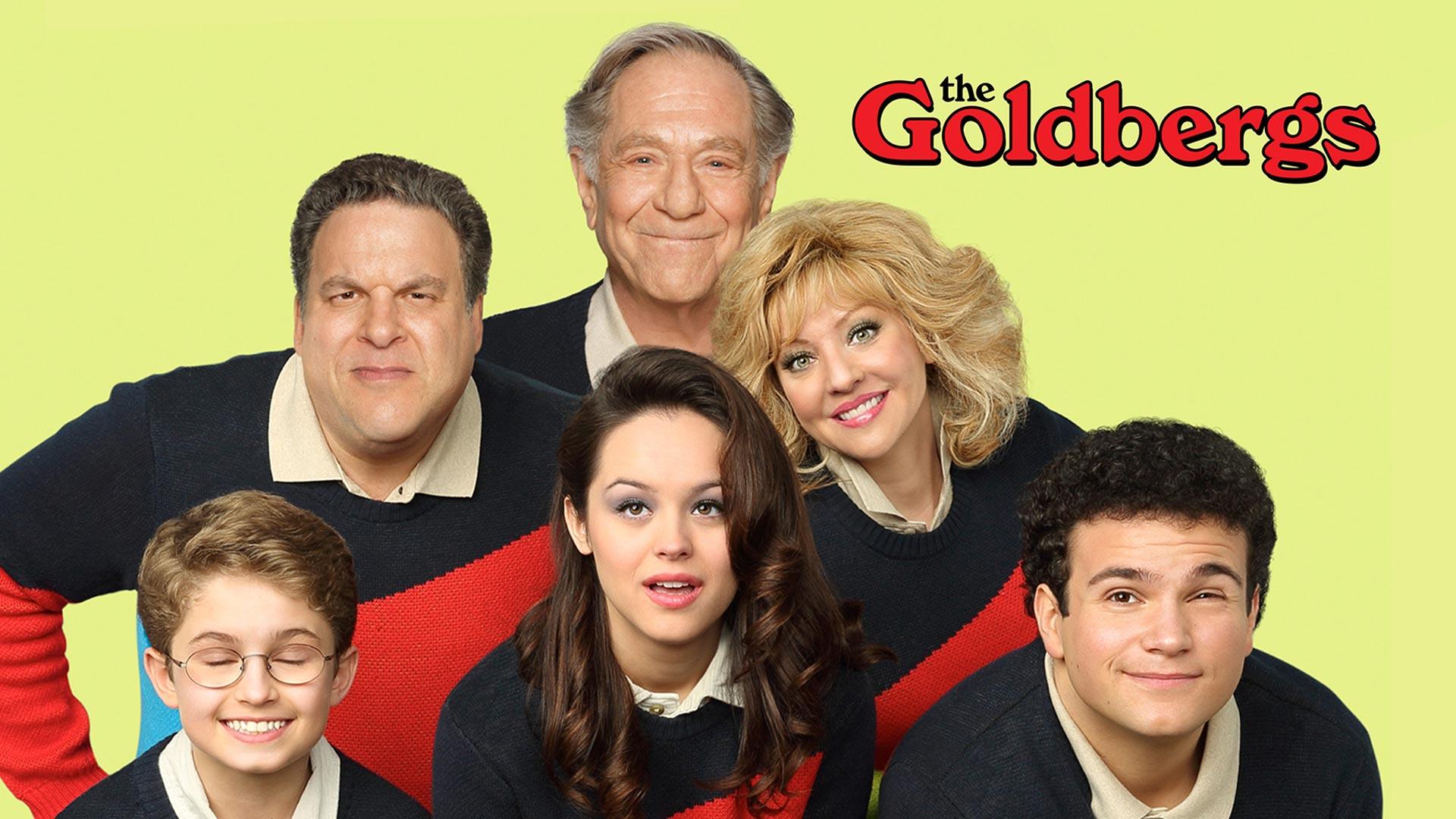 Die Goldbergs - Staffel 1 [dt./OV]