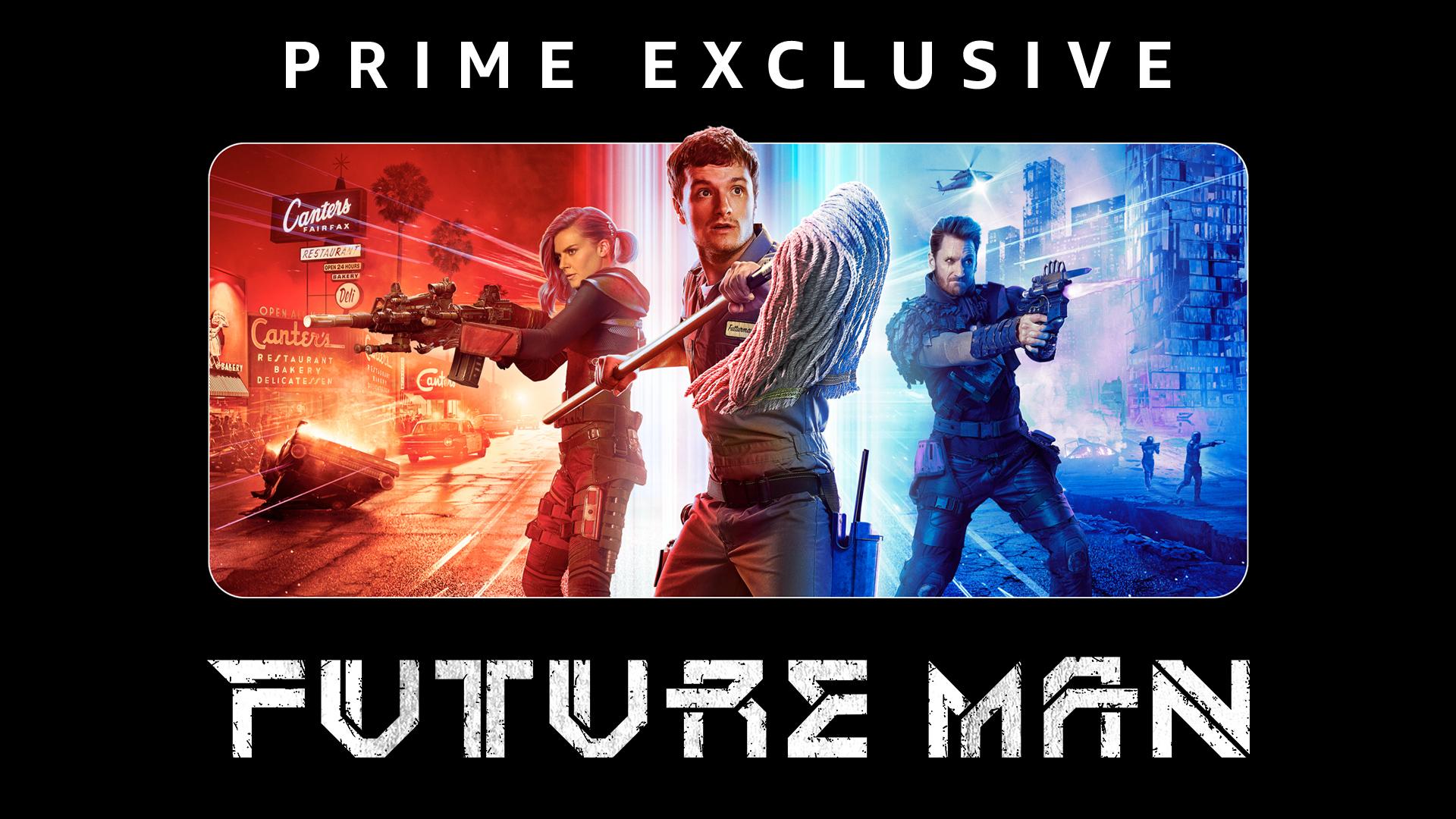 Future Man - Staffel 1 [dt./OV]