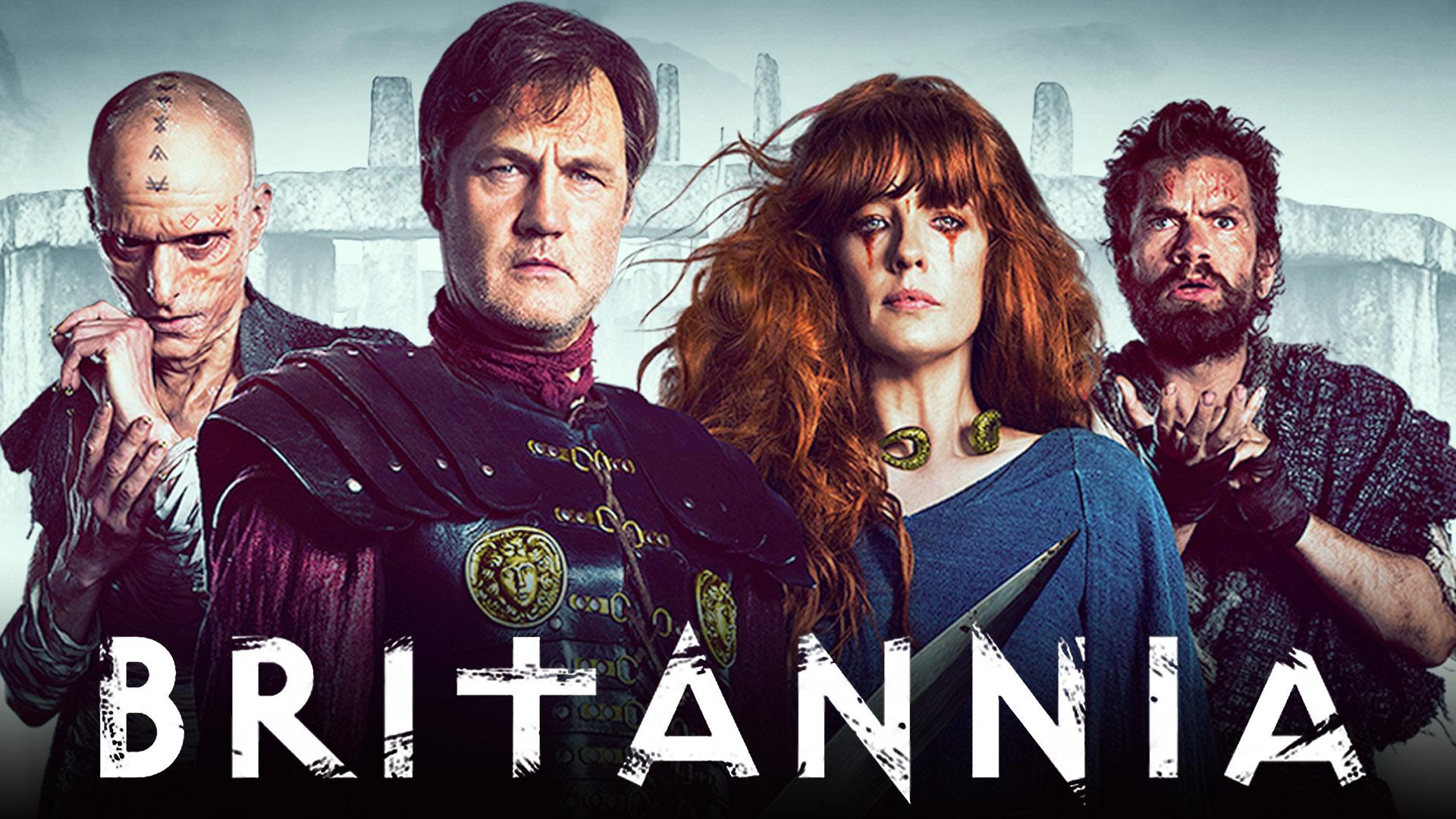 Britannia - Staffel 1 [dt./OV]
