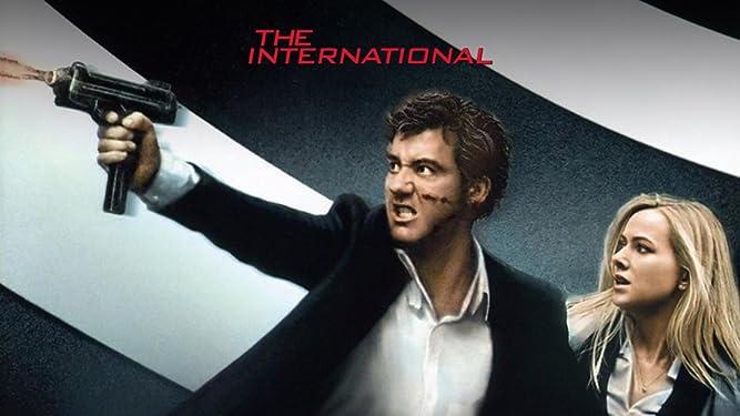 The International [dt./OV]