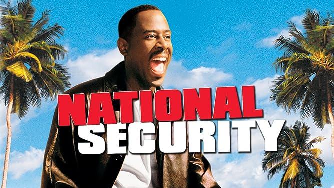 National Security [dt./OV]