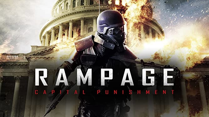 Rampage - Capital Punishment [dt./OV]