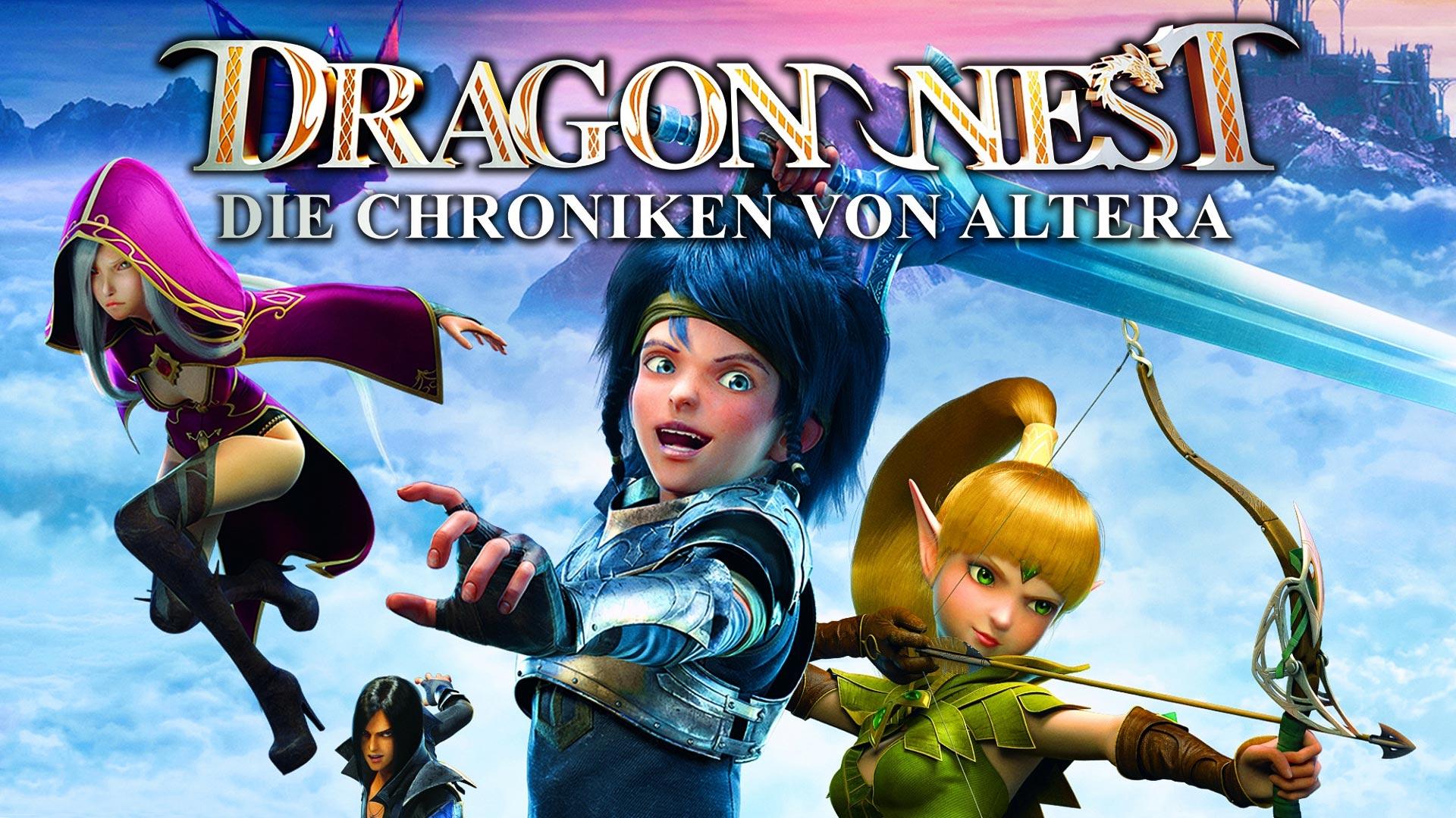 Dragon Nest: Die Chroniken von Altera [dt./OV]