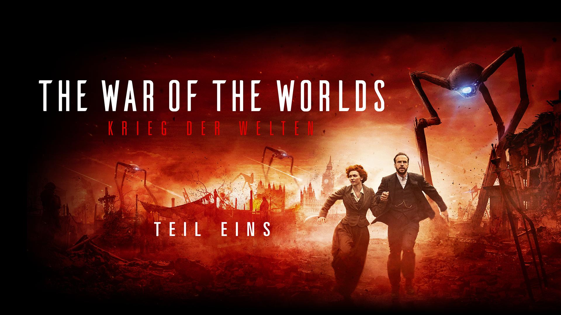 The War of the Worlds - Krieg der Welten (Teil 1) [dt./OV]