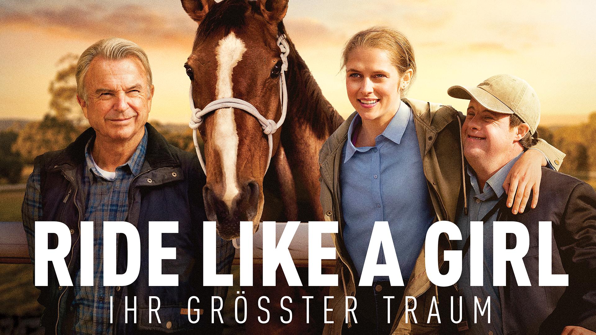 Ride Like a Girl - Ihr größter Traum [dt./OV]