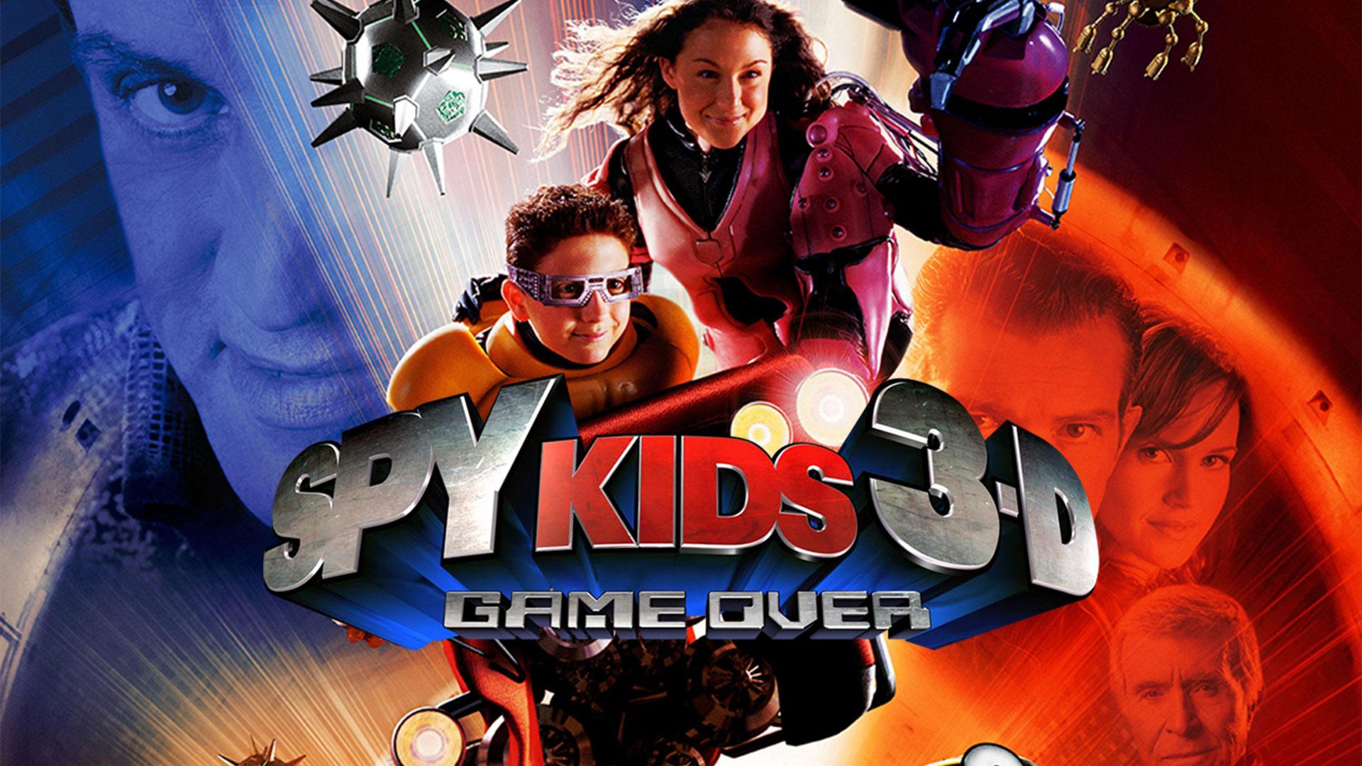 Spy Kids: Game Over [dt./OV]
