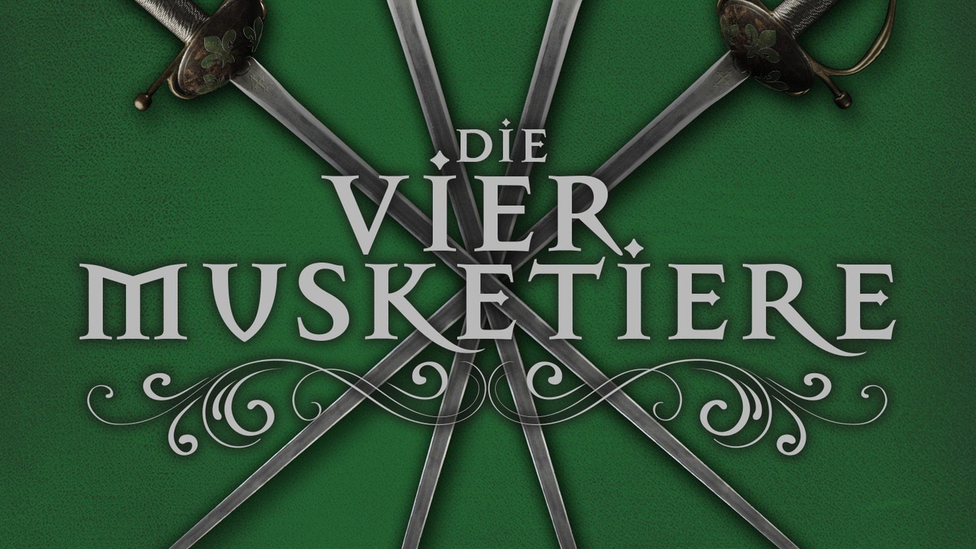 Die Vier Musketiere [dt./OV]