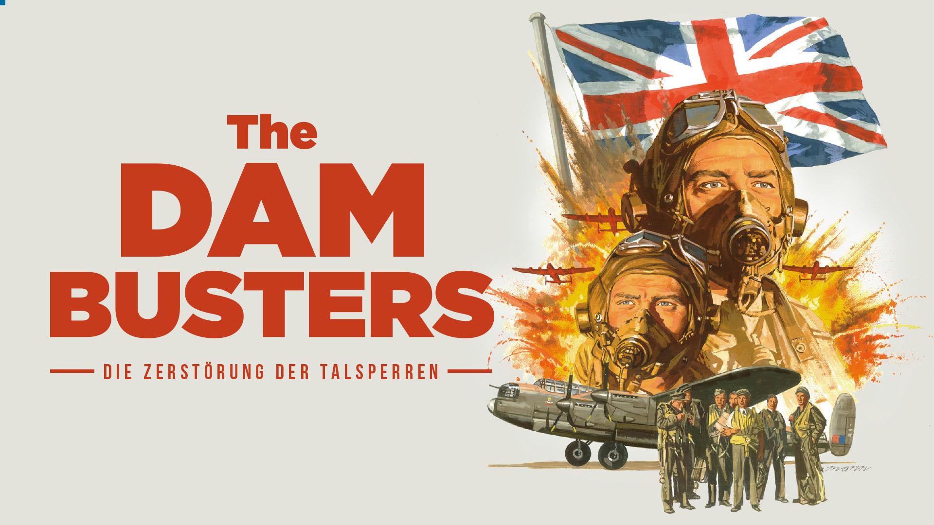 The Dam Busters - Die Zerstorung der Talsperren [dt./OV]
