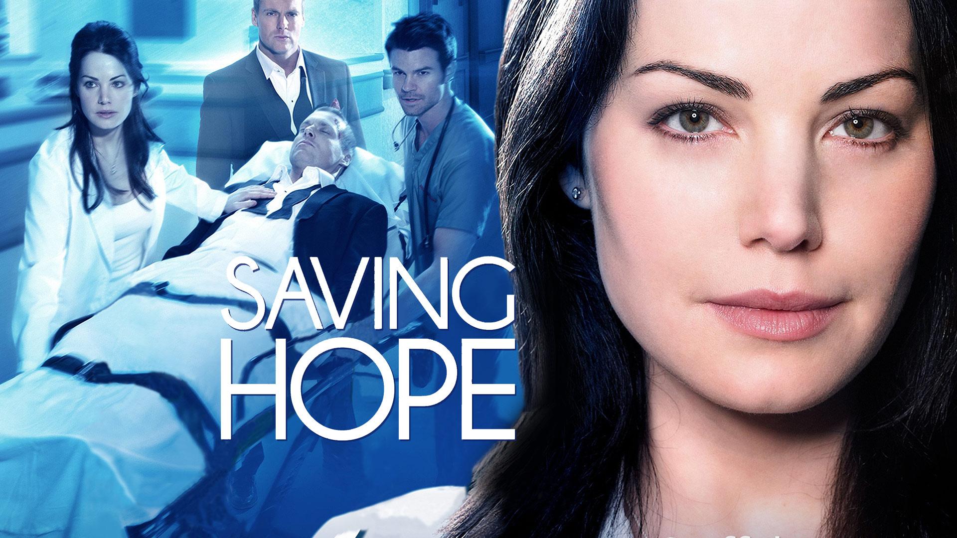 Saving Hope - Staffel 1 [dt./OV]