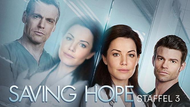 Saving Hope - Staffel 3