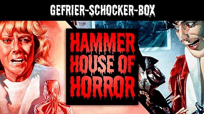 Amazonde Gefrier Schocker Hammer House Of Horror Die