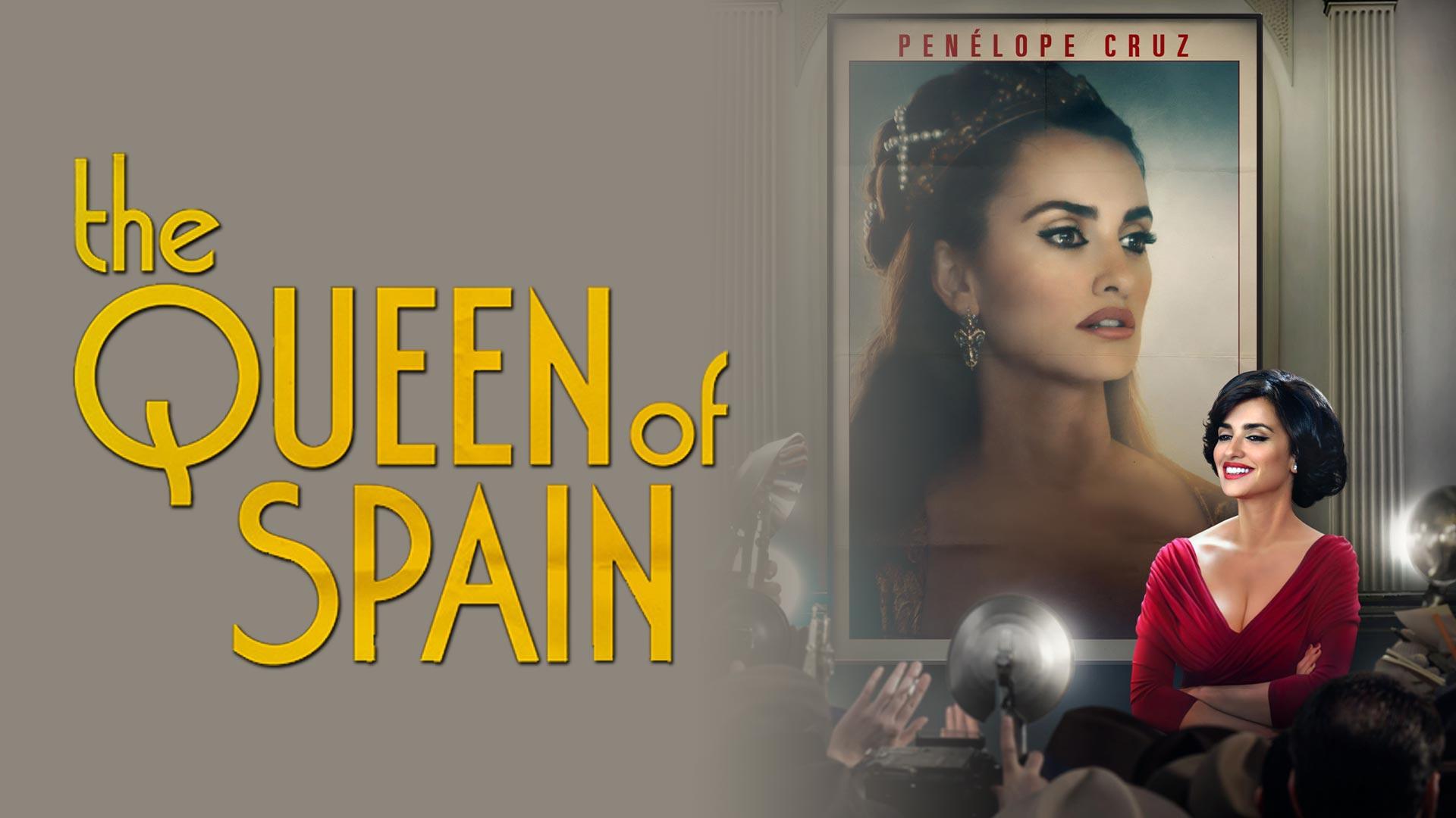 The Queen of Spain - Die Königin von Spanien [dt./OV]