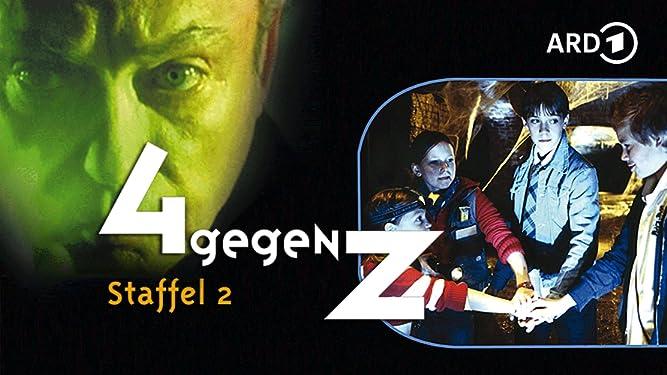 4 gegen Z - Staffel 2