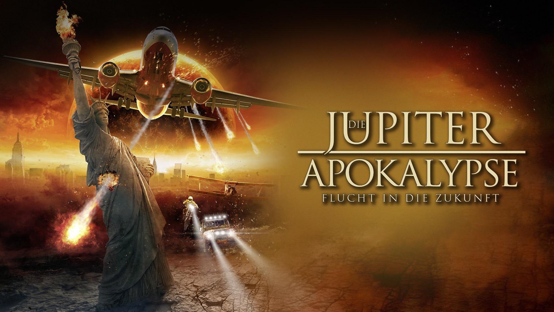 Die Jupiter Apokalypse: Flucht in die Zukunft [dt./OV]