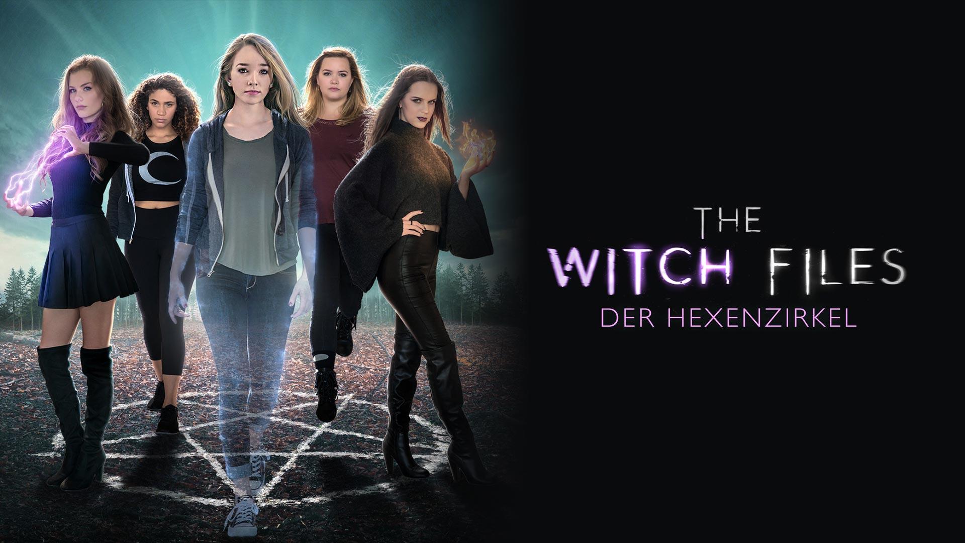 The Witch Files: Der Hexenzirkel